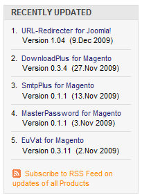 DownloadPlus Template Blocks [Open Source Software Support]